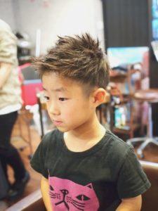 男の子のカッコいい髪型。オススメのヘアスタイルは?